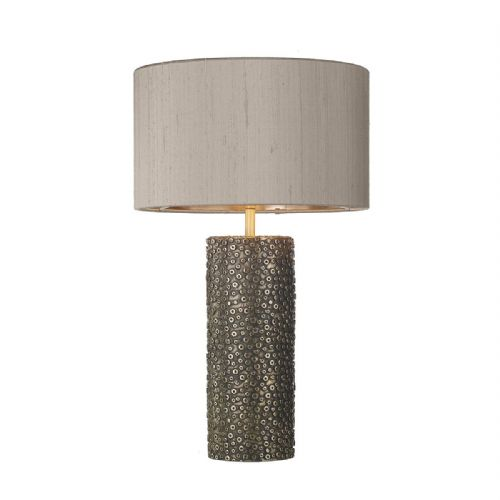 Aviator Cylinder Table Lamp Bronze Base Only AVI4263 (Hand made, 7-10 day Delivery)